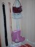 Belts, Purses, (Shoes)
